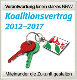 Koalitionsvertrag 2012-2017